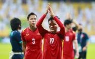 Đội tuyển Việt Nam sẽ có mặt tại TP.HCM vào sáng 17-6