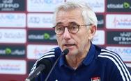 HLV Bert Van Marwijk: 'Thắng Việt Nam là trận hay nhất của UAE'