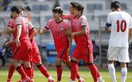 Vòng loại cuối cùng World Cup 2022: 'Khốc liệt' cuộc chiến 1 chọi 3