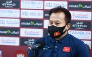 """Trợ lý HLV Lư Đình Tuấn: 'Việt Nam giới thiệu với thế giới về tinh thần nỗ lực đến cùng"""""""