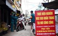 TP.HCM ngưng các chợ tự phát, dừng vận chuyển hành khách công cộng
