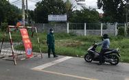 TP.HCM thiết lập vùng phong tỏa một phần ấp Hậu Lân và thị trấn Hóc Môn
