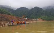 Có thể xả cạn hồ thủy điện tìm 11 người mất tích ở thủy điện Rào Trăng 3