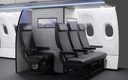 Airbus thiết kế 'lều cách ly COVID-19'