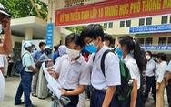 Thi vào lớp 10 tại Đà Nẵng: Trên 50% bài thi toán điểm trên trung bình, chỉ có 3 điểm 10