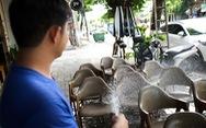 Hàng quán Đà Nẵng 'phun xịt', chờ mở cửa lại từ ngày mai