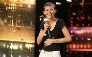 Nghị lực thép của cô gái ung thư chỉ còn 2% cơ hội sống tại America's Got Talent