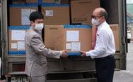 Lâm Đồng sắp cạn test nhanh COVID-19, Phương Trang ủng hộ thêm 60.000 bộ