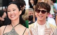Phạm Linh Đan - ngôi sao gốc Việt của phim 'Đông Dương' - rạng rỡ trên thảm đỏ Cannes