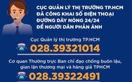 Công bố số điện thoại tiếp nhận phản ảnh hành vi tăng giá thu lợi bất chính tại TP.HCM