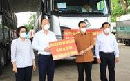TP.HCM đón nhận 50 máy cung cấp oxy và gần 70 tấn gạo, rau củ nghĩa tình