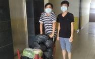 Tình người nơi tuyến đầu phòng chống dịch COVID-19: Khi chung cư bác sĩ 'bệnh'