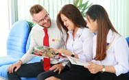 Chọn môi trường trải nghiệm tiếng Anh để tạo sự khác biệt