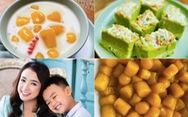 Lê Bê La hướng dẫn món chè bí đỏ, kem bơ khiến trẻ con mê tít
