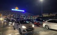 Giữa đêm nghe tin Hà Nội áp dụng chỉ thị 16, nhiều người vội vàng ra, vào thủ đô