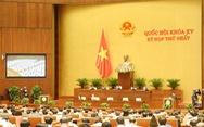 Quốc hội rút ngắn thời gian họp 3 ngày, bế mạc ngày 28-7