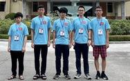 Học sinh Việt Nam dự Olympic vật lý quốc tế thắng lớn với 3 vàng, 2 bạc