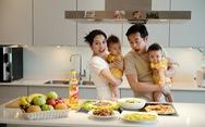 Khám phá công thức nấu ăn 'chuẩn LIGHT' của nghệ sĩ Việt