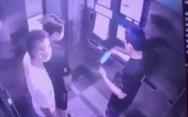 Clip 'kinh tởm': Liên tục khạc nhổ, vứt khẩu trang trong thang máy chung cư