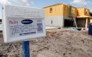 Hoạt động xây dựng nhà ở tại Mỹ tăng 6,3%