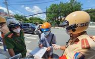 Ngày 27-7, Hà Nội phạt hơn 1,5 tỉ đồng với 804 trường hợp vi phạm chỉ thị 16