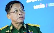 Thống tướng Myanmar muốn thúc đẩy hợp tác quốc tế chống COVID-19