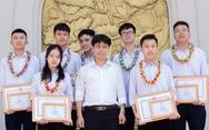 Nữ sinh giải nhì môn toán quốc gia theo ngành sư phạm