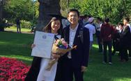 'Bóng hồng' Việt đoạt nhiều giải thưởng quốc tế hàng không