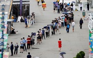 Hàn Quốc có số ca bệnh theo ngày cao nhất từ đầu dịch