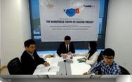 Công ty Hàn Quốc muốn mua quyền cung cấp vắc xin Nanocovax
