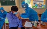 Cần Thơ: Đã tiêm 15.000/84.000 liều vắc xin sau 3 ngày