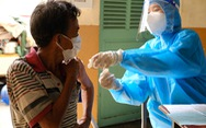 Hơn 100 người lang thang, cơ nhỡ có chỗ ở, được chăm sóc và tiêm vắc xin