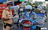 1 tuần giãn cách, TP.HCM xử phạt 6.296 trường hợp, đi chợ giúp 411.922 hộ dân