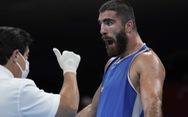 Có thể trọng tài mắc lỗi nhưng Mourad Aliev vẫn bị loại