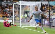 Greenwood tỏa sáng, Man Utd lập kỷ lục bất bại mới trên sân khách