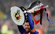 Messi chính thức chia tay Barca