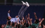 Thắng dễ Nhật Bản, Mexico đoạt huy chương đồng bóng đá nam Olympic