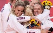 Tung cú 'nước rút thần tốc', Mỹ vượt mặt Trung Quốc giành ngôi nhất toàn đoàn ở Olympic 2020