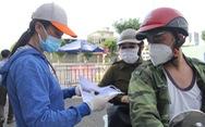 Đà Nẵng tiếp tục cấp đổi giấy đi đường hết hiệu lực vào 12-9