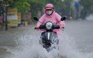 Đà Nẵng đang mưa trắng trời, có nơi tới 180mm do bão số 5