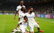 Hai cầu thủ sinh sau năm 2000 giúp Real Madrid hạ gục Inter ở phút cuối