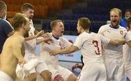 Thua Brazil 0-4, tuyển CH Czech quyết thắng trận gặp Việt Nam