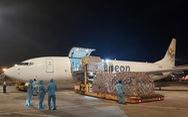 Thiết lập 'hành lang xanh', thêm hãng bay chở hàng đến Tân Sơn Nhất