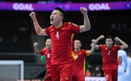 Tuyển futsal Việt Nam xác lập kỳ tích châu Á ở World Cup