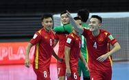 Tuyệt vời futsal Việt Nam!