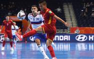 FIFA ca ngợi Việt Nam có màn trình diễn 'đầy kiêu hãnh' và 'ngẩng cao đầu'
