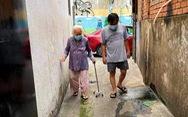Cụ bà 92 tuổi nhiễm COVID-19 kiên cường vượt cửa tử