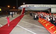 Vì sao bà Mạnh Vãn Chu được chào đón với thảm đỏ hoành tráng như lãnh đạo quốc gia?