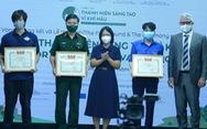 Người lính trồng dâu tằm ở biên giới chiến thắng giải sáng tạo vì khí hậu