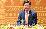 Cảnh cáo, cho thôi chức ủy viên Bộ Chính trị đối với ông Đinh La Thăng